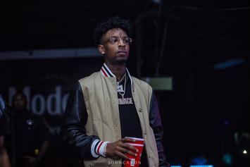 21 Savage Buys Himself A New 2017 Mercedes Maybach