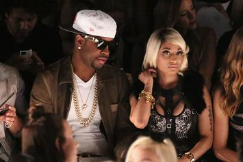 Nicki Minaj Seems To Get Music Advice From Safaree & Twitter Roasts Him For It