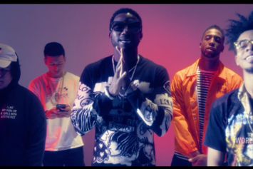 "Evander Griiim Feat. Gucci Mane ""Right Now (Remix)"" Video"