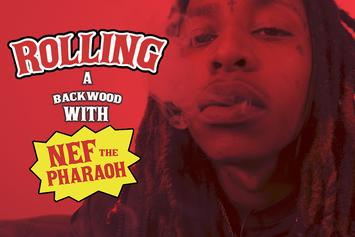 How To Roll A Backwoods With Nef The Pharaoh