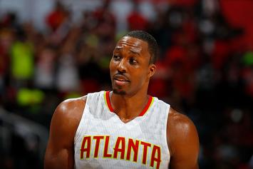 """Dwight Howard Says He Has Had A Hall Of Fame Career: """"No Doubt"""""""
