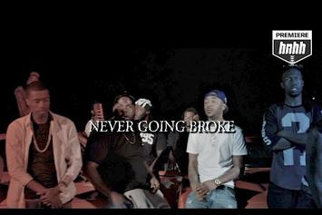 "Yung Ralph Feat. Solo Lucci & Ferrari Ferrell ""Never Going Broke"" Video"