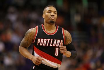Watch Damian Lillard Drop John Henson With A Vicious Crossover