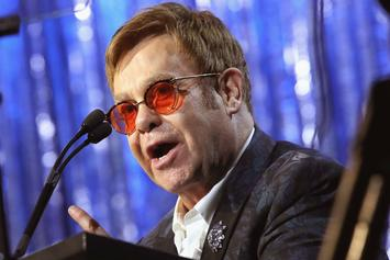 "Elton John Says ""Eminem Was Never Homophobic"""
