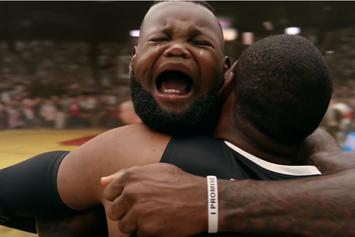 LeBron James Partners With Intel For Bizarre Final Four Ad