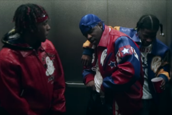"Marty Baller Feat. Rich The Kid ""Rambo"" Video"