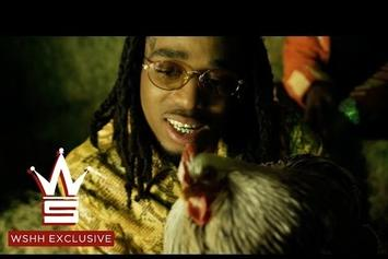 "Migos ""Get Right Witcha"" Video"