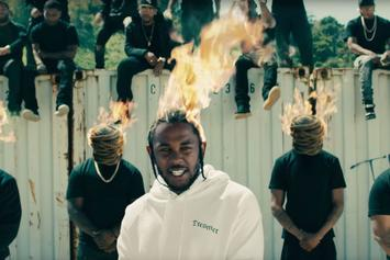 "Kendrick Lamar's ""HUMBLE."" Is The Theme Song For 2017 NBA Playoffs"