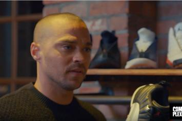 Watch Jesse Williams Go Sneaker Shopping At KITH In NYC
