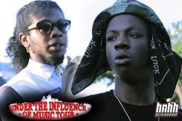 Under The Influence Of Music Tour ft. Berner, Wiz Khalifa, Asap Rocky and more. (Episode 3)