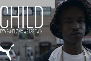 """[Puma : The Shoestring Experience]  Dyme-A-Duzin x We Are Twin - """"Child"""""""