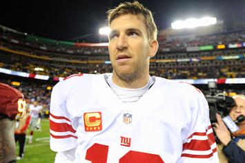 Eli Manning Vehemently Denies Involvement In Memorabilia Fraud
