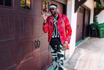 2 Chainz Purchases His Mother A Brand New Home