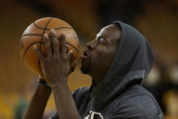 """Draymond Green On Racism In Sports: """"I've Gotten The N-Word"""""""