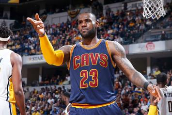 LeBron Upset With Beer Company For Using His Likeness In Promotional Tweets