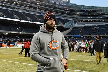 "Former Bears QB Jay Cutler ""Retires,"" Joins Fox Sports As Broadcaster"