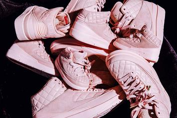 "Just Don x Air Jordan 2 ""Arctic Orange"" To Release This Weekend"
