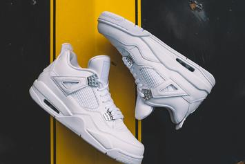 "The ""Pure Money"" Air Jordan 4 Will Make Its Return This Weekend"