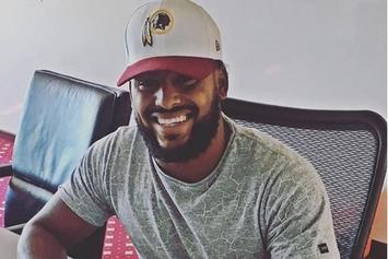 Bob Marley's Grandson Nico Marley Signs Contract With Washington Redskins