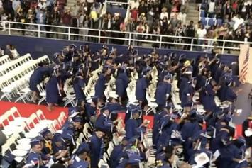 Watch: Howard University Swag Surf's Their Way Through Graduation Ceremony