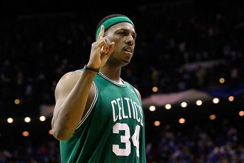Paul Pierce Thinks Celtics Have To Trade The #1 Overall Pick