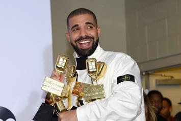 Drake Breaks Record With 13 Billboard Music Awards Wins