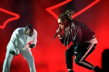 "Kendrick Lamar To Appear On Future's ""Mask Off"" Remix"