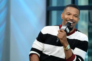 "Jamie Foxx Says Oprah ""Saved Me,"" Helped Him Get Over Drinking Habit"