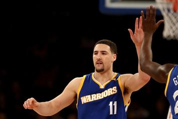 Klay Thompson's NBA Finals Sneakers Revealed