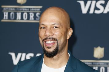 Common Honors The Late Maya Angelou In New Photo