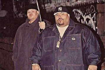 Big Pun Could Be Getting A Street Named After Him In The Bronx
