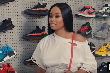 Watch Blac Chyna Go Sneaker Shopping At Flight Club LA