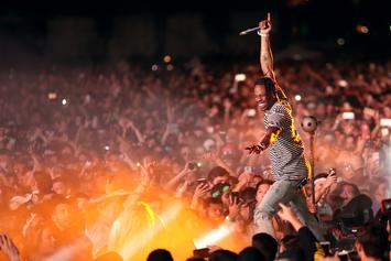 Travis Scott Has Two Albums Go Platinum On The Same Day