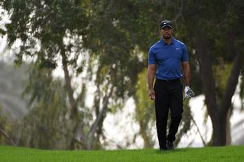 Footage Of Tiger Woods' DUI Arrest Surfaces
