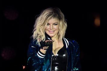 Fergie Reportedly Taking Break From The Black Eyed Peas [Update]