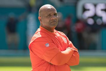 Jay Z's Roc Nation Sports Adds First Coach Client, Cleveland Browns' Hue Jackson