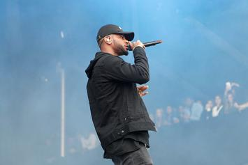 Bryson Tiller Teams Up With Nike To Restore Basketball Court In Hometown