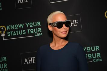 Amber Rose Speaks On Parental Reaction To Her Revealing Online Photos