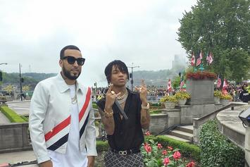 """French Montana & Swae Lee's """"Unforgettable"""" Goes Platinum"""