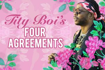 2 Chainz' Four Agreements: Words To Live By
