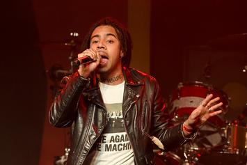 """Vic Mensa Disses Nick Cannon & Method Man On MTV's """"Wild 'N Out"""""""