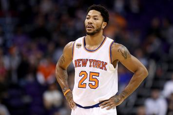 Derrick Rose Signs One-Year Deal With Cleveland Cavaliers