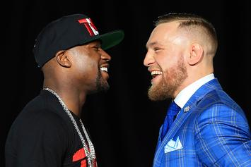 Mayweather vs. McGregor To Be Shown In Select Movie Theaters