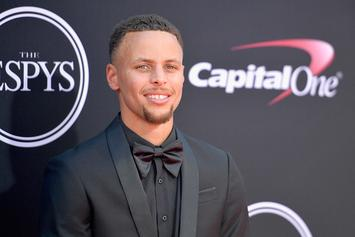 "Steph Curry Says He Wasn't ""Clowning"" LeBron James"