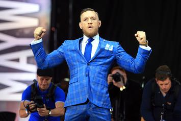 "McGregor Sparring Session Had ""Lots Of Violence"" According To Ex-Champ"