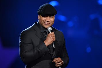 LL Cool J Will Become Kennedy Center's First Hip-Hop Honoree