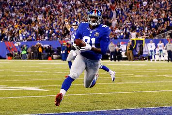 Former New York Giants TE Arrested With 25 Pounds Of Weed