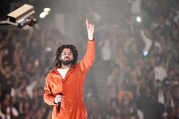 J. Cole Continues His Public Support for Colin Kaepernick