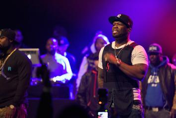 50 Cent Speaks On Usher's Legal Woes
