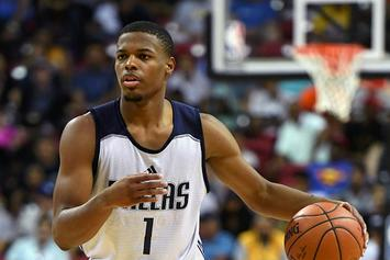 Mavs Rookie Dennis Smith Jr. Signs Multi-Year Sneaker Deal